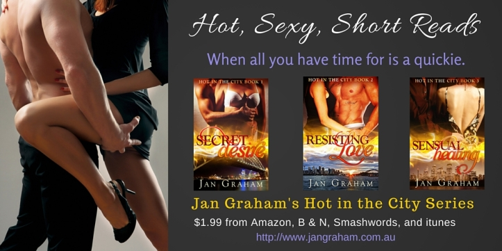 Hot, sexy, short reads