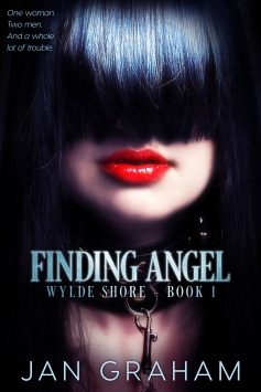 Finding Angel Cover