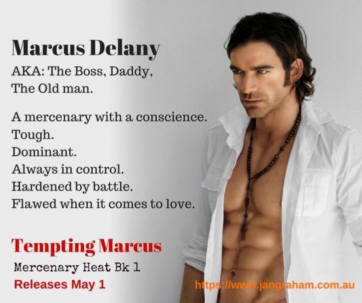 Marcus Delany FB