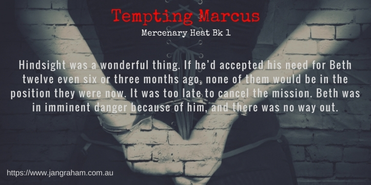 Tempting Marcus Teaser 3 - Hindsight