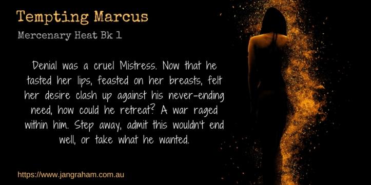 Tempting Marcus teaser 5 - Denial