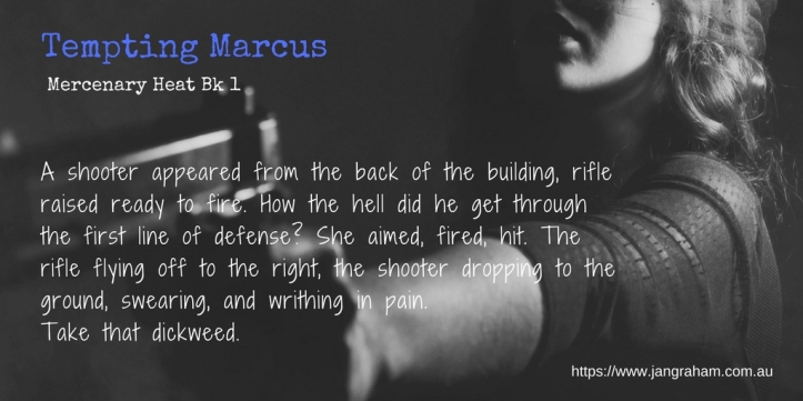 Tempting Marcus Teaser 6 - shooter